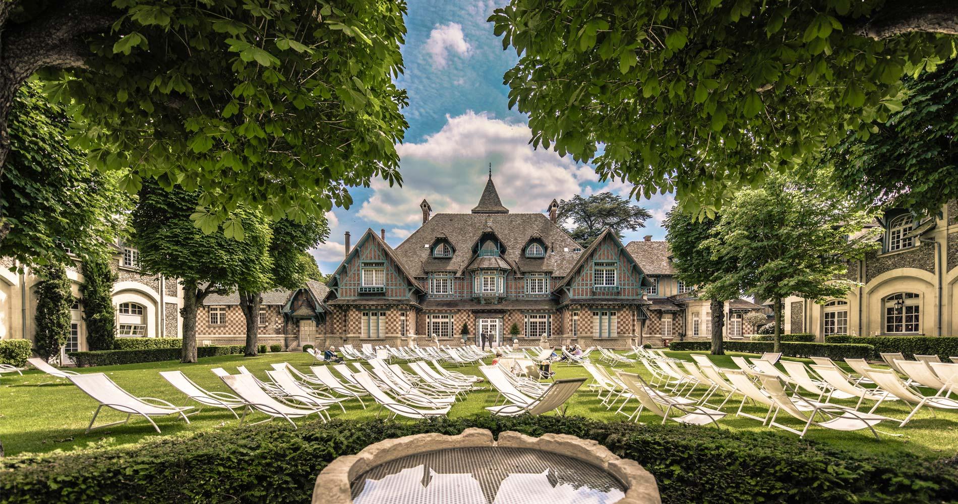 Hotel Hippodrome Saint Cloud