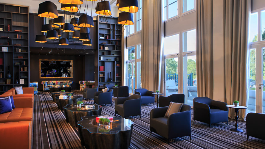 Hotel Restaurant Rueil Malmaison