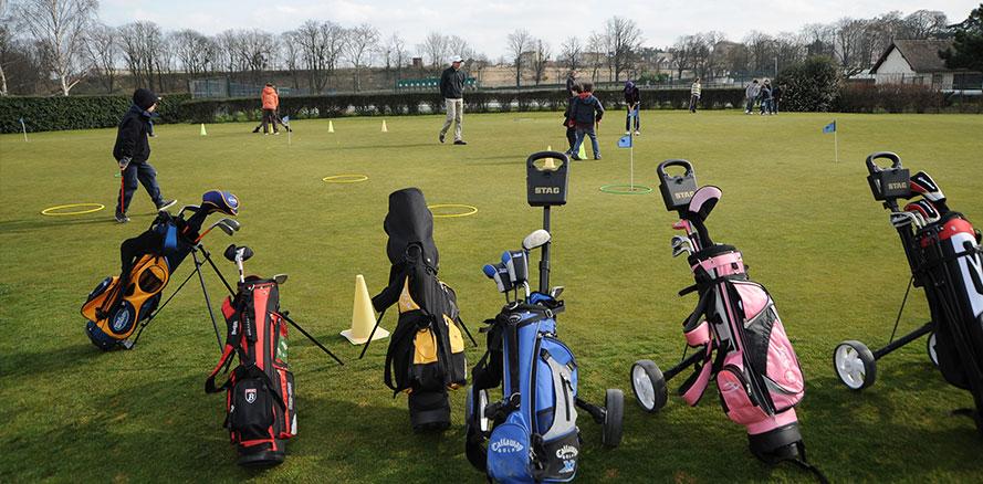 Sport-Étude Golf: l'école des champions!