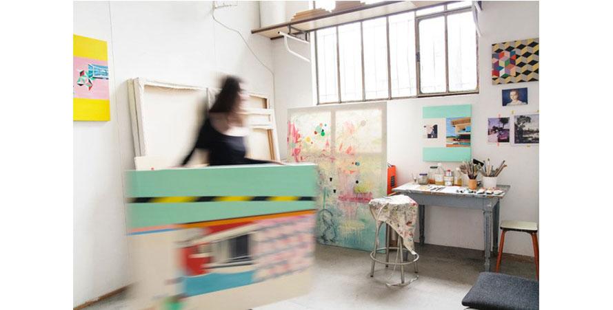 Exposition Manoir – Avril 2017 : Laure Djourado
