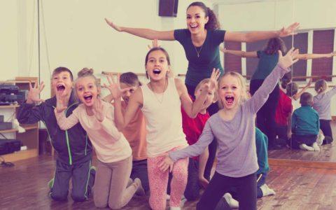 A quel cours de danse inscrire votre enfant?