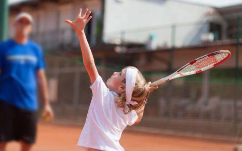 Comment choisir une raquette de tennis enfant?